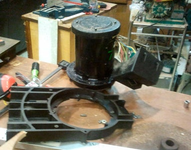 Mounting the Motor