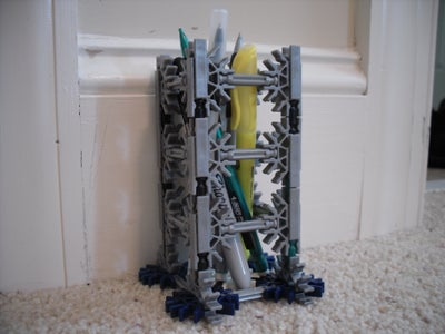 Knex CD Stand & Pencil Holder