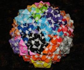 Modular Origami: Sonobe Polyhedra