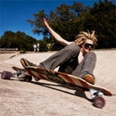 How to carve on a long board