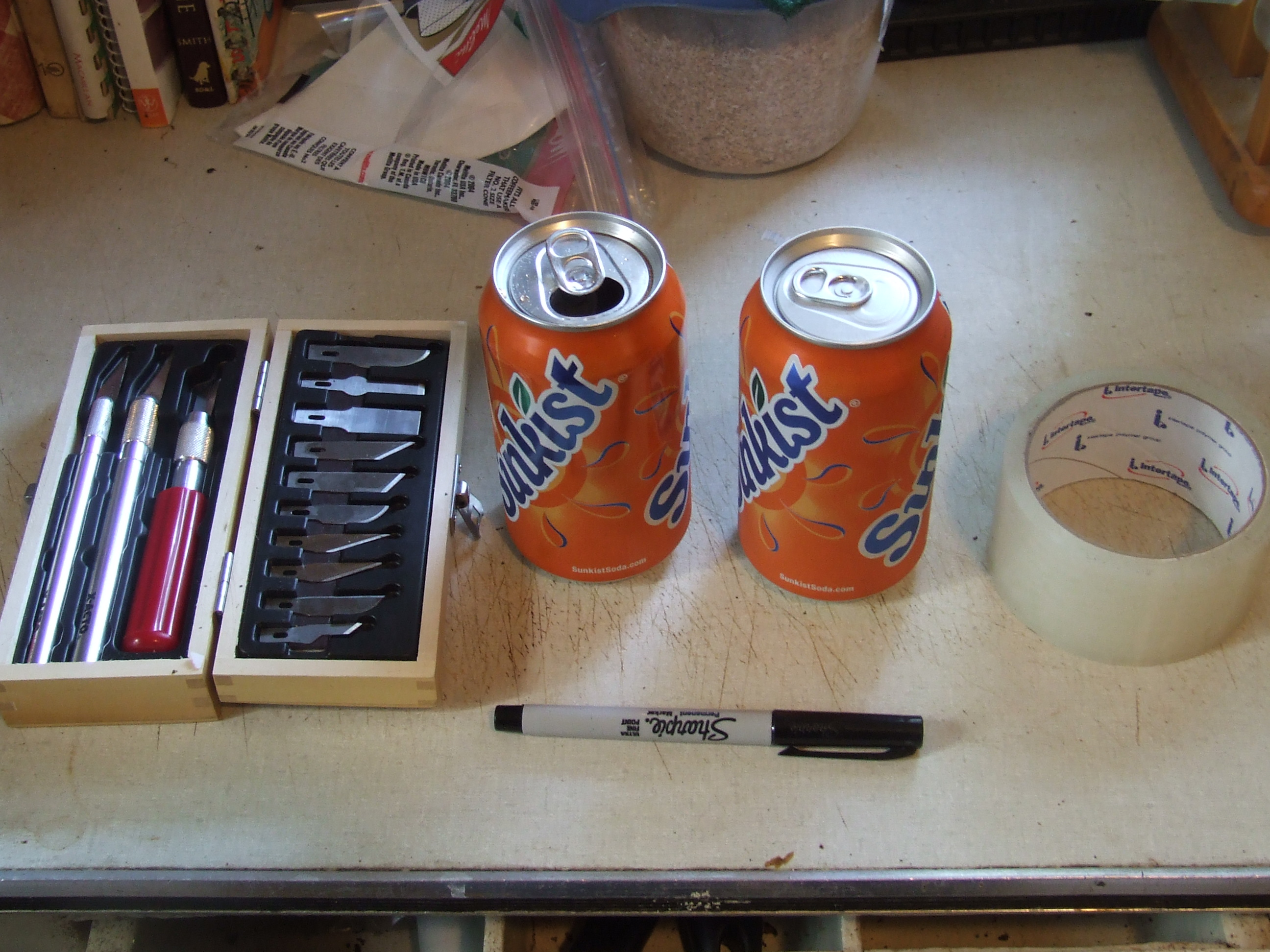 Picture of RFID Proof Soda Can Wallet