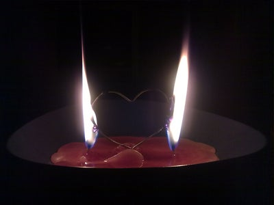 Enjoy Your Custom Candles!