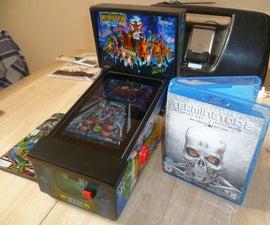 Mini Digital Pinball Cabinet