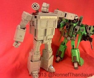Tardis Transformer: