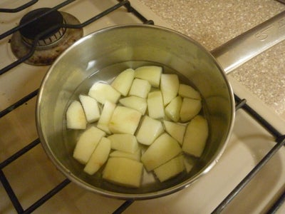 Cooking the Apple: