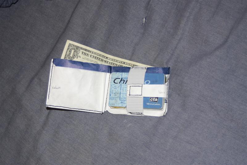 Picture of Tyvek Wallet