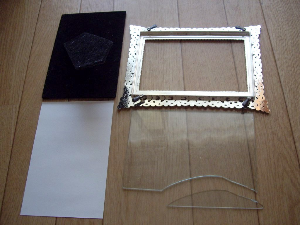 Picture of Disassembing the Frame