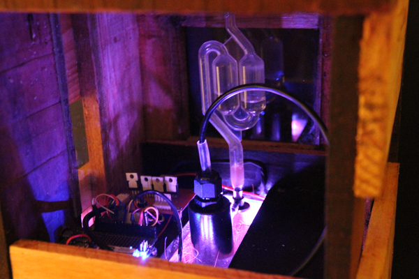 Picture of Brewing Chamber - Prototype
