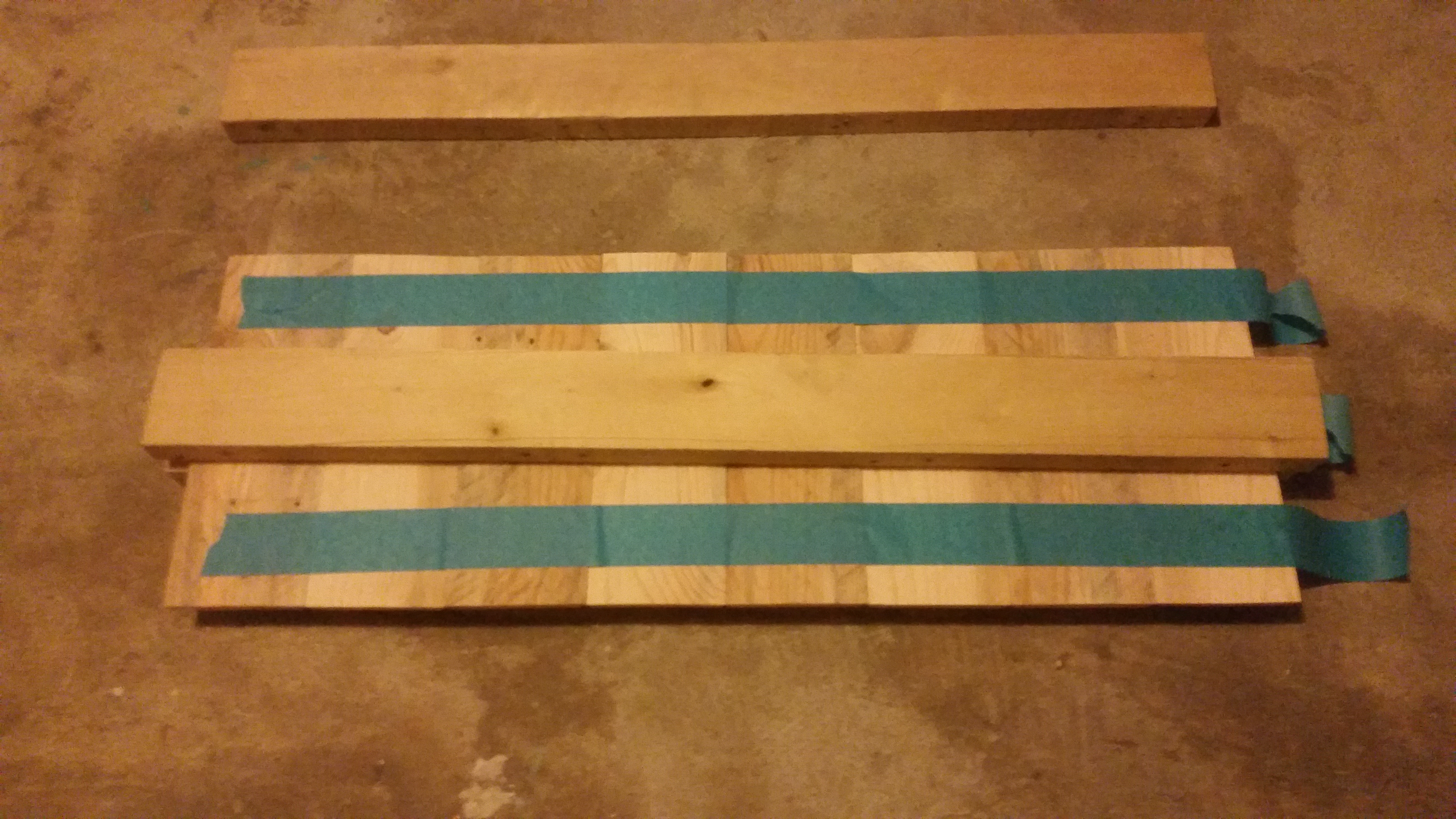 Picture of Step 4: Setting Up the Boards for Gluing