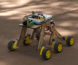Mars Rover: Smartphone Controlled Stair Climbing Robot Using Evive- Arduino Based Embedded Platform