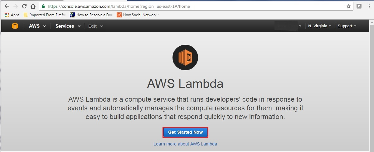 Picture of AWS Lambda 1