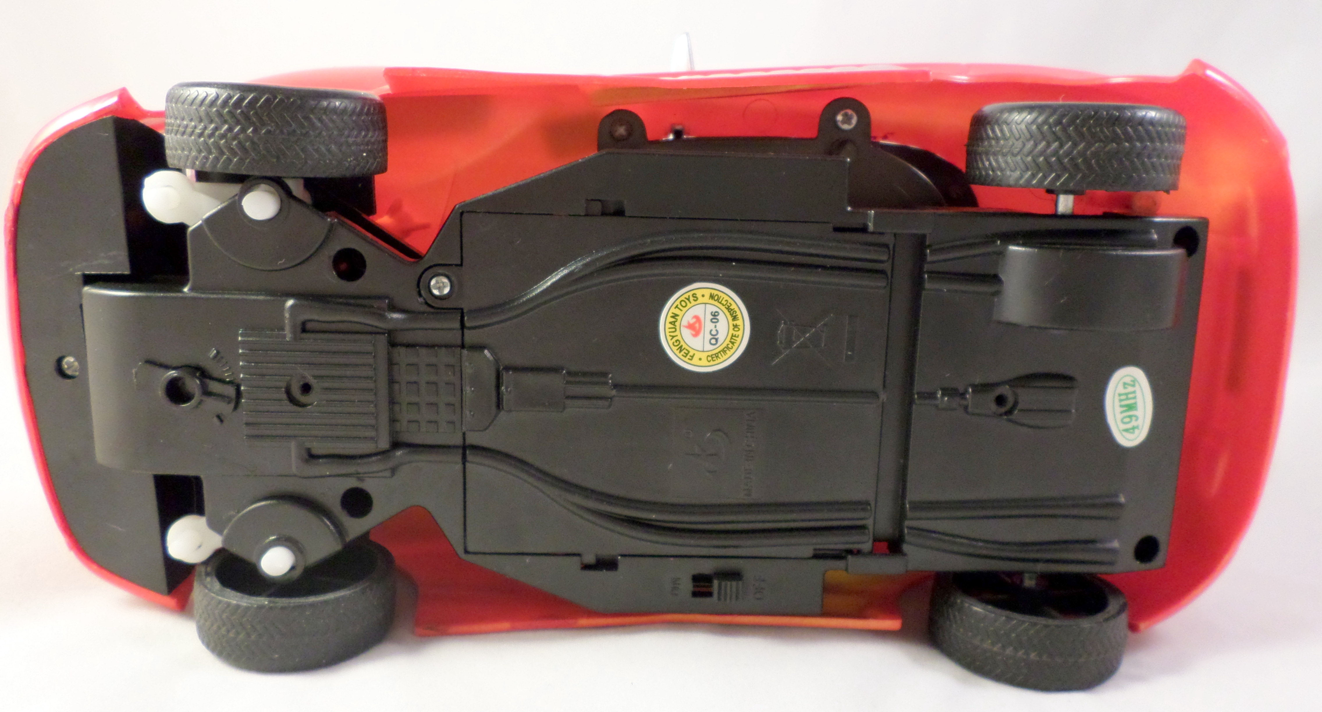 Picture of Disassembling the RC Car