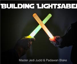 Lightsabers for learning basic electronics