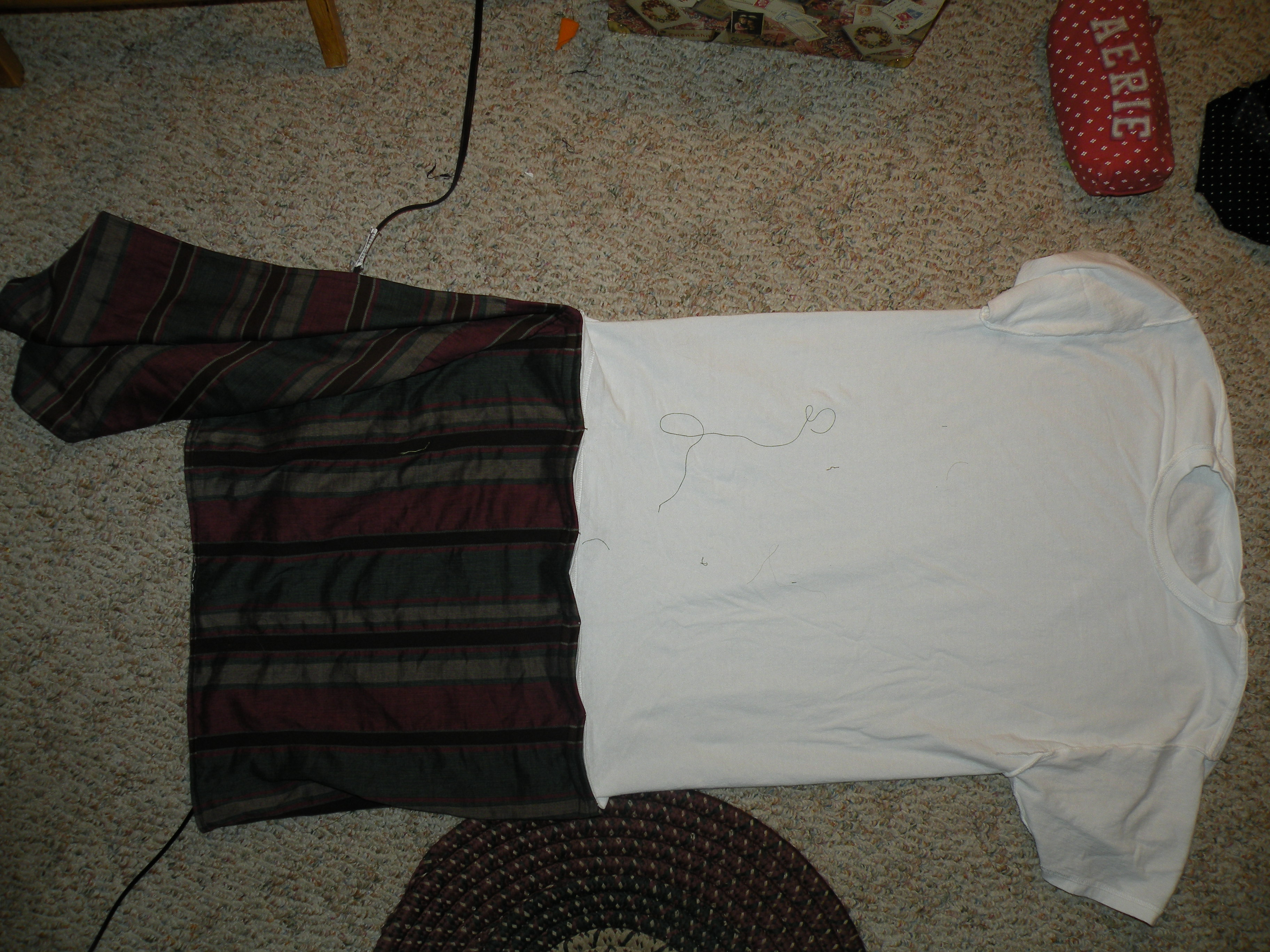 Picture of Sewing the Pillow Case
