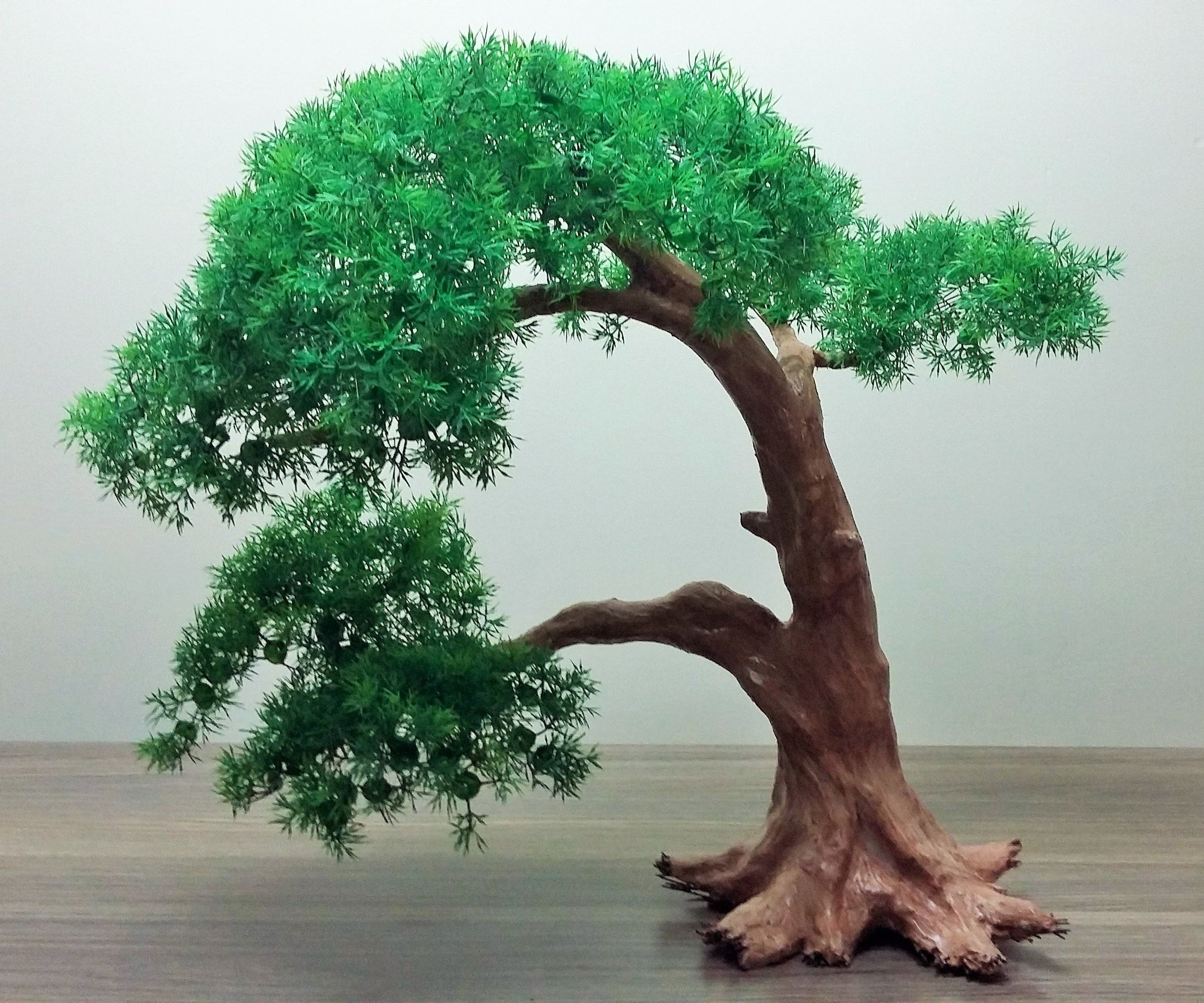 Astonishing Artificial Bonsai Tree 3 Steps With Pictures Wiring Digital Resources Timewpwclawcorpcom