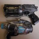 CyberPunk Nerf Guns