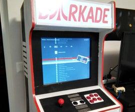 Darkade - Bartop Arcade Cabinet