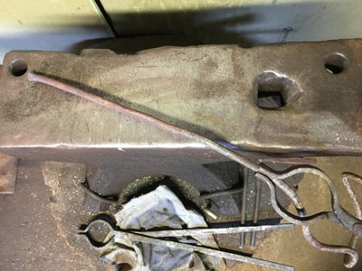 Straightien the Steel