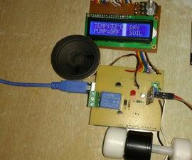 Automatic Irrigation System Using Arduino