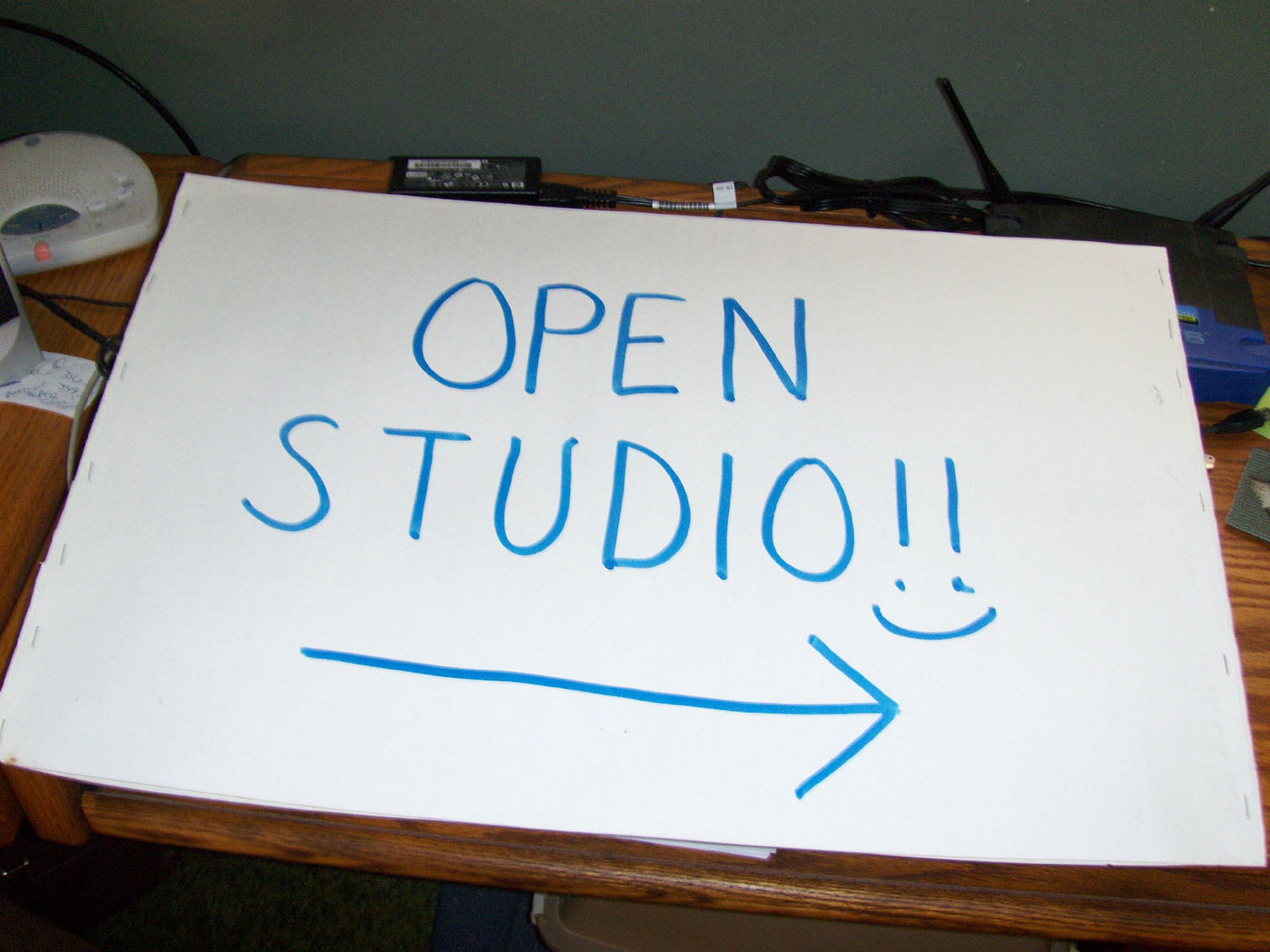Picture of Make Your New Sign