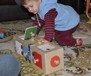 Door Box - Kids Toy