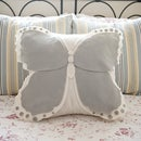 Make This Adorable Felt Butterfly Pillow Cover