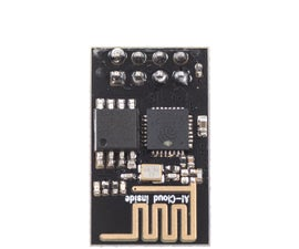 ESP8266 as a Microcontroller