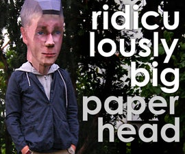 [Real Life] Big Head Mode