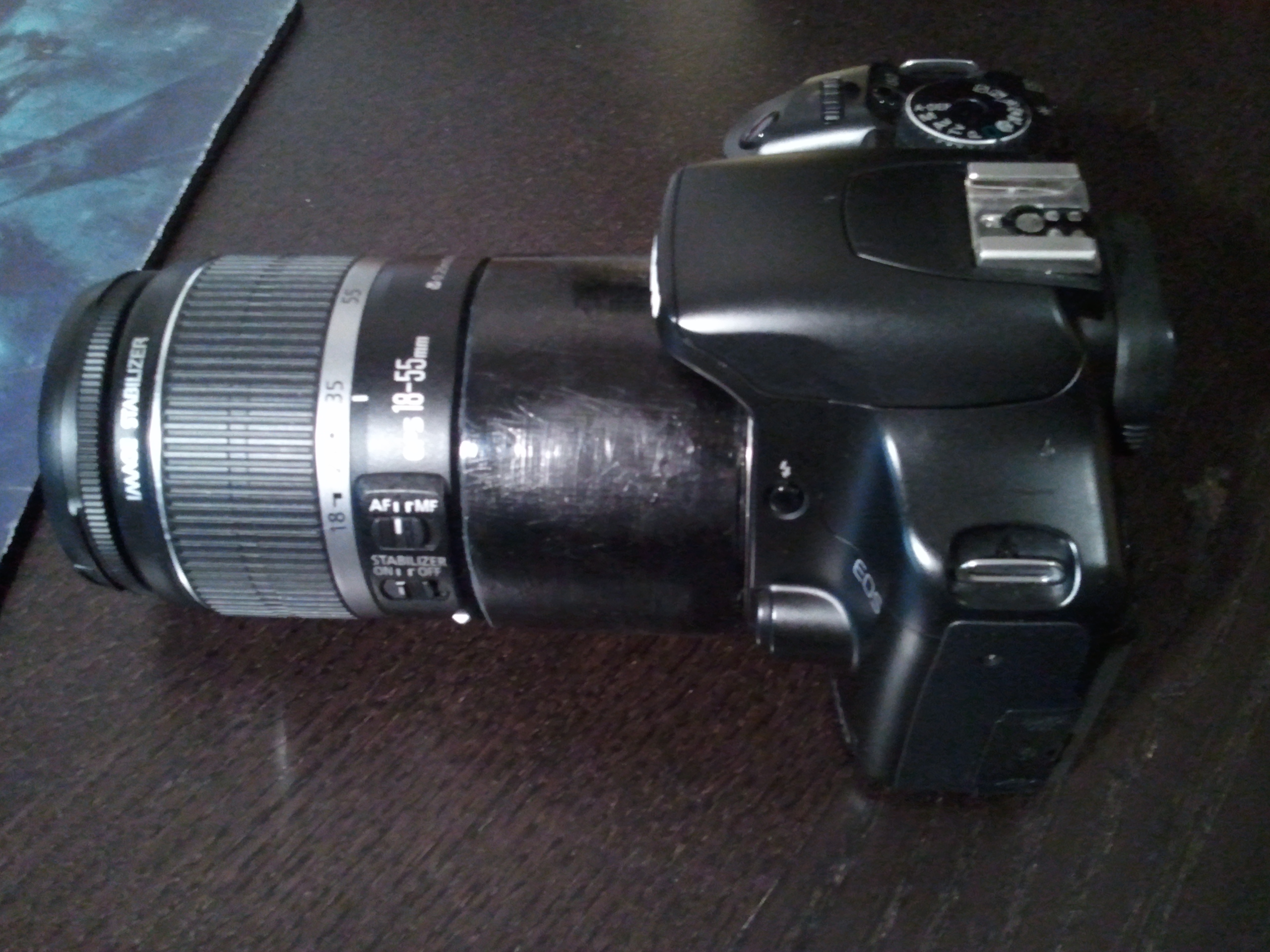 Picture of DSLR Macro on the Cheap!