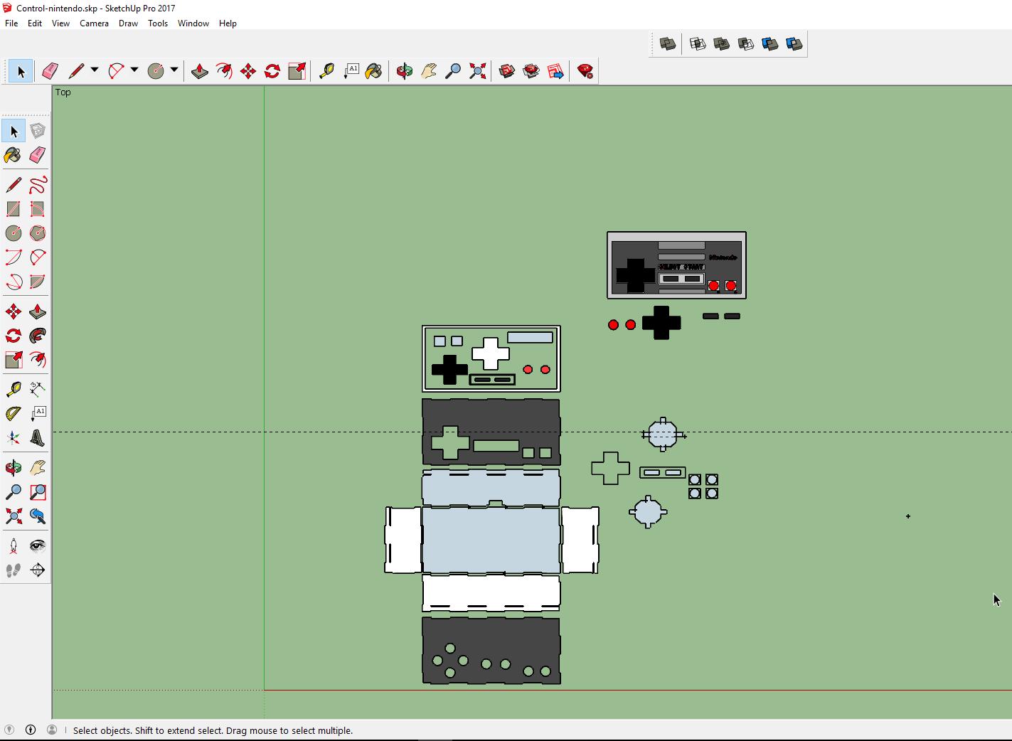 Picture of Diseño De Gamepad