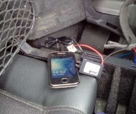 GPS Car Tracker - Cheap and Covert