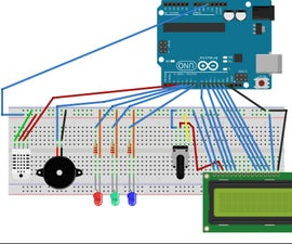 Project Uno-Basic Room Temp Sensor