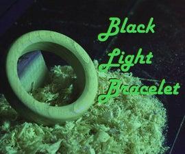 The Black Light Bangle