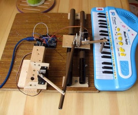 Robotic Piano Player
