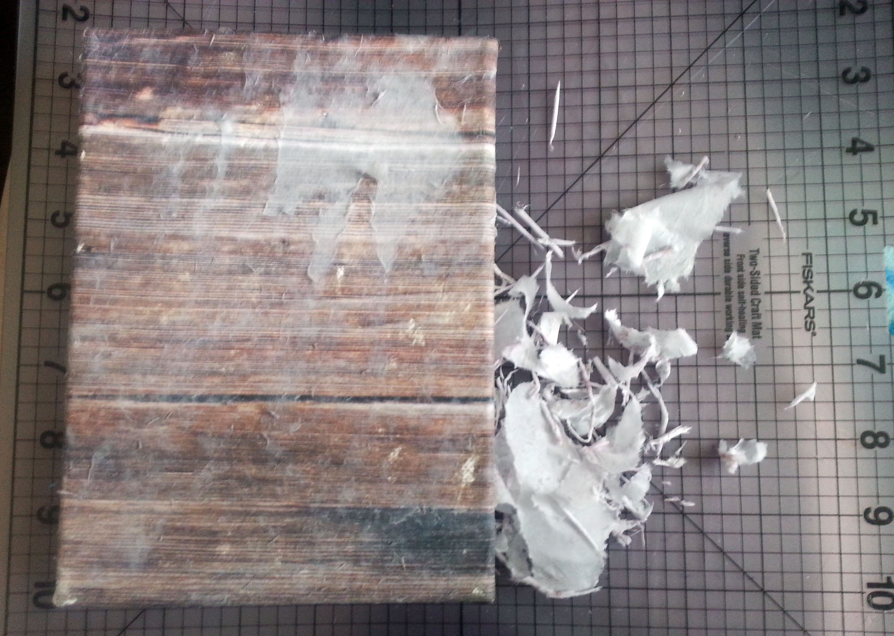 Picture of Paper Peeling