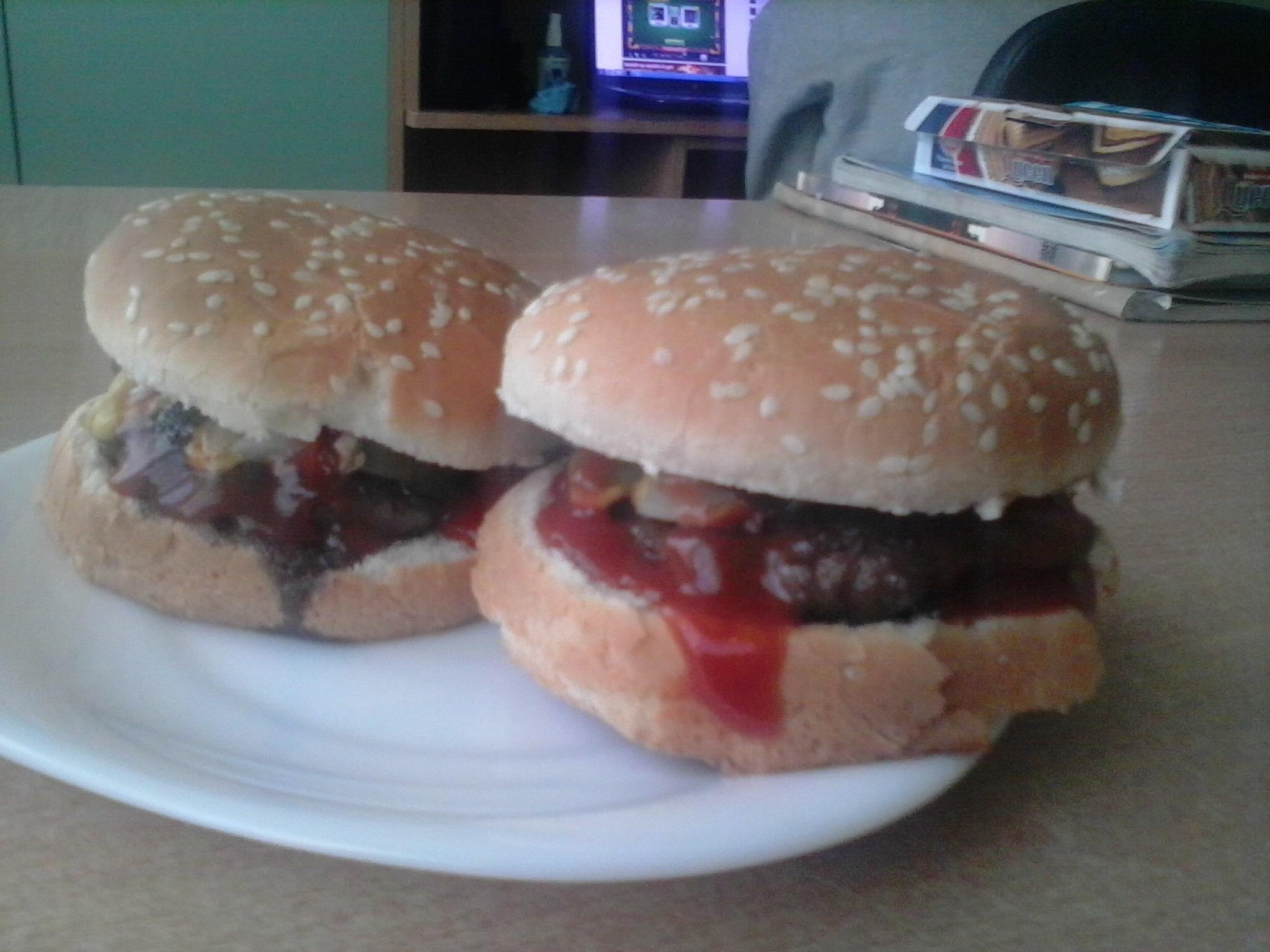 Picture of Mc Donalds Hamburgers