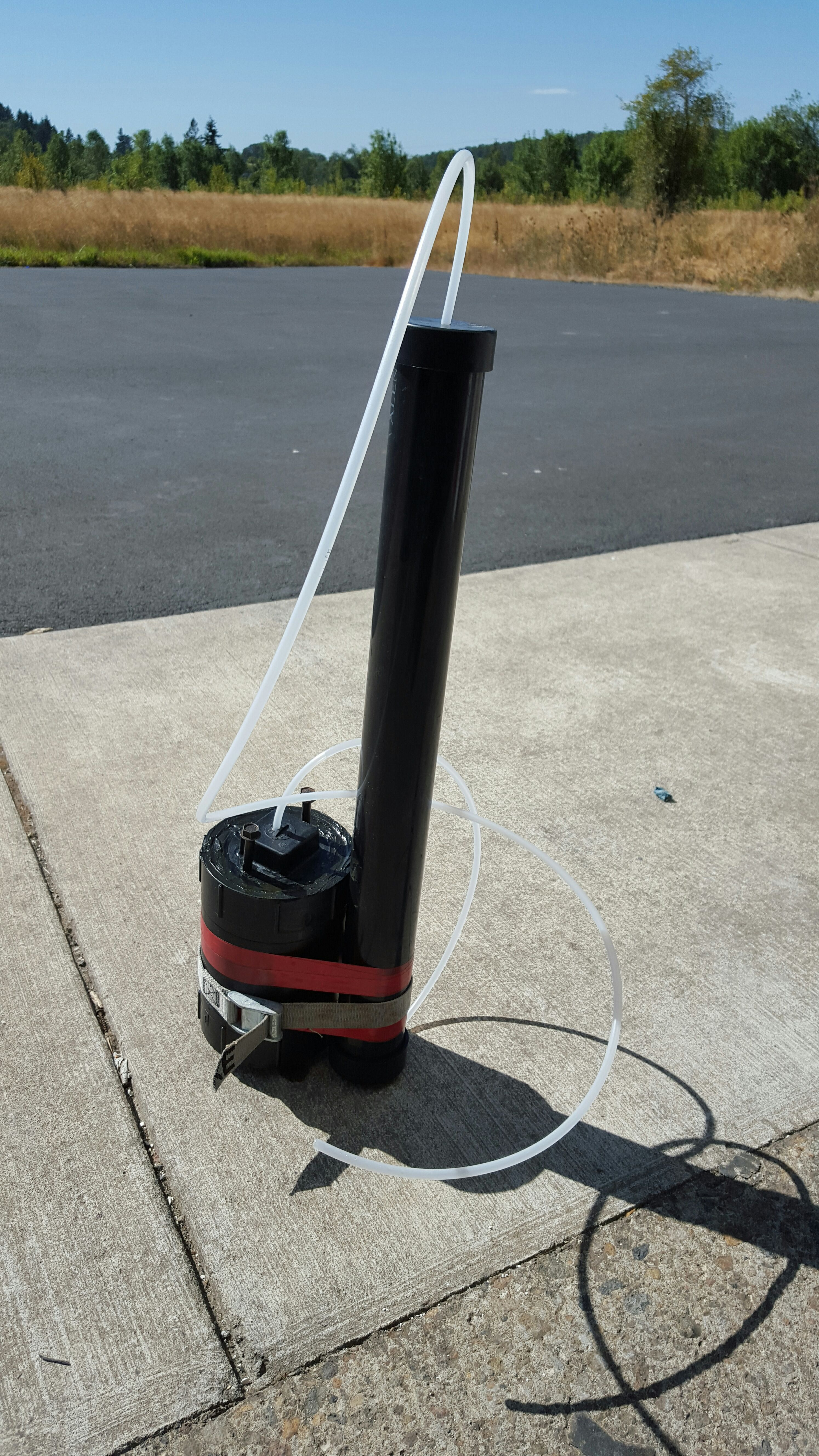Picture of HHO (Browns Gas) Generator/Torch