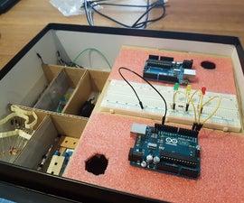 Electronic Foldable Prototyping Workbench