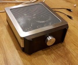 Amplifier TDA2005