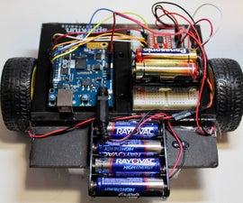 Sarah the Simplest Arduino Robot