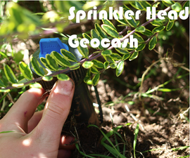 Sprinkler Head Geocache