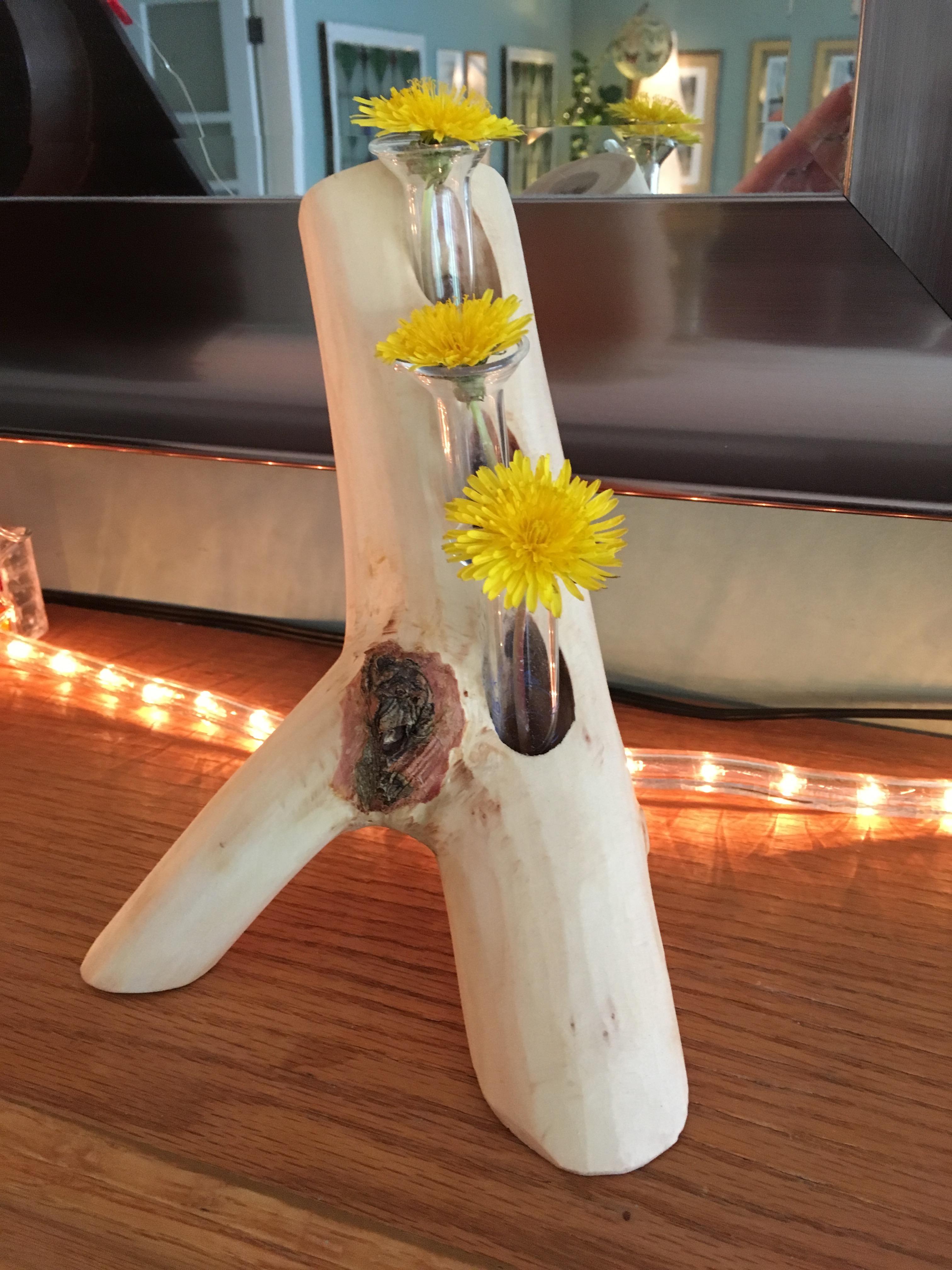 Picture of Dandelion Vase