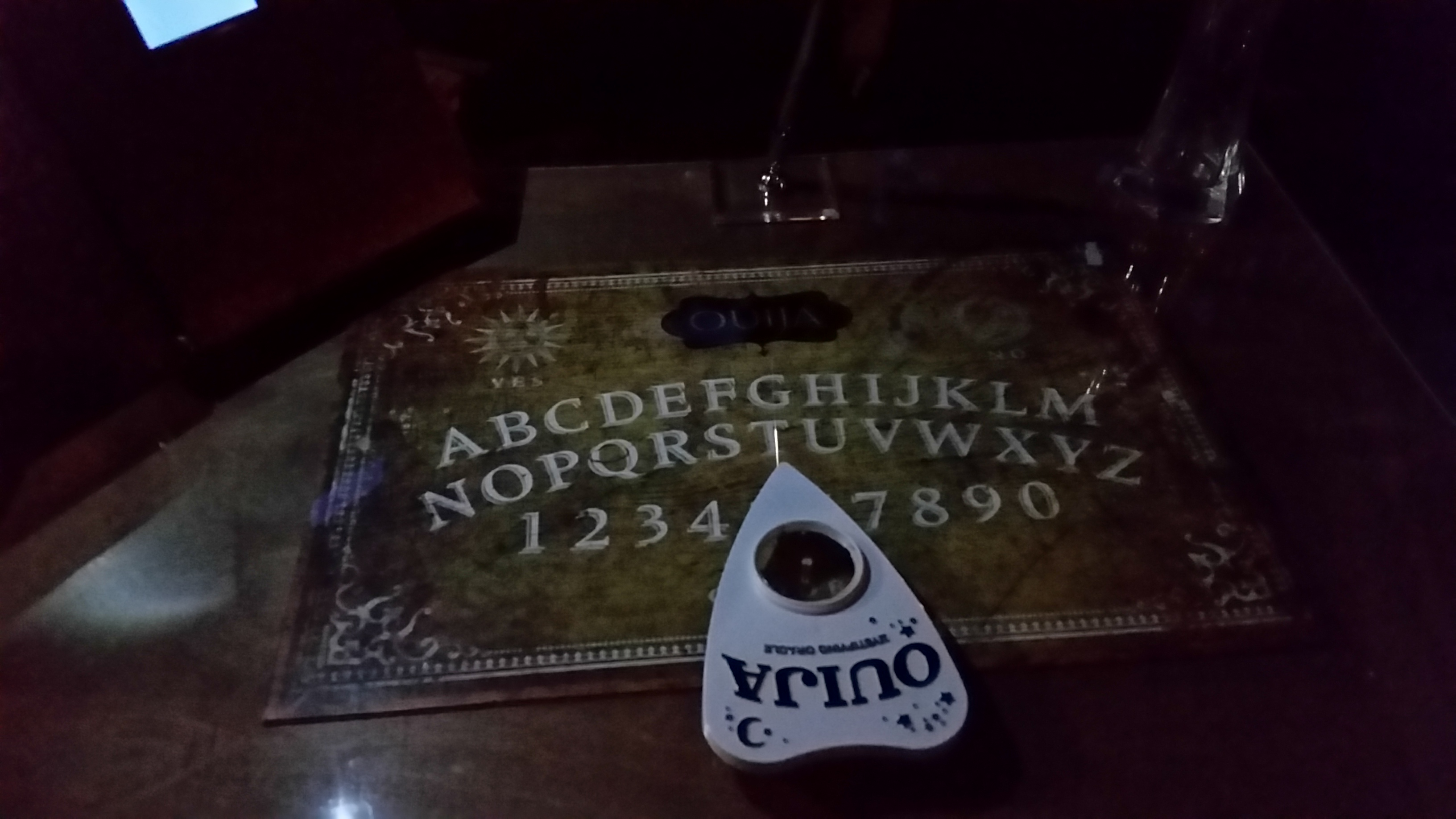 Picture of Arduino Ouija Board