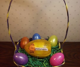 Useless Easter Egg Machine