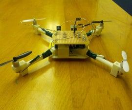 3D Printed Arduino Quadricopter