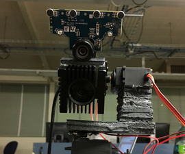 Laser Balloon Destroyer with Digilent Zybo Board using RTLinux