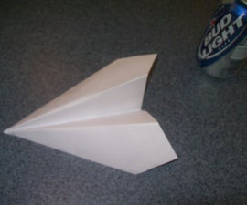 A good paper airplane