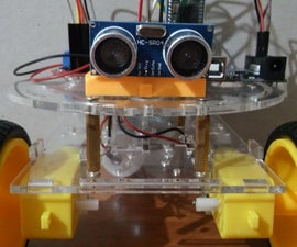 Obstacle Avoiding and Manual Controllable Robot Using Android Phone
