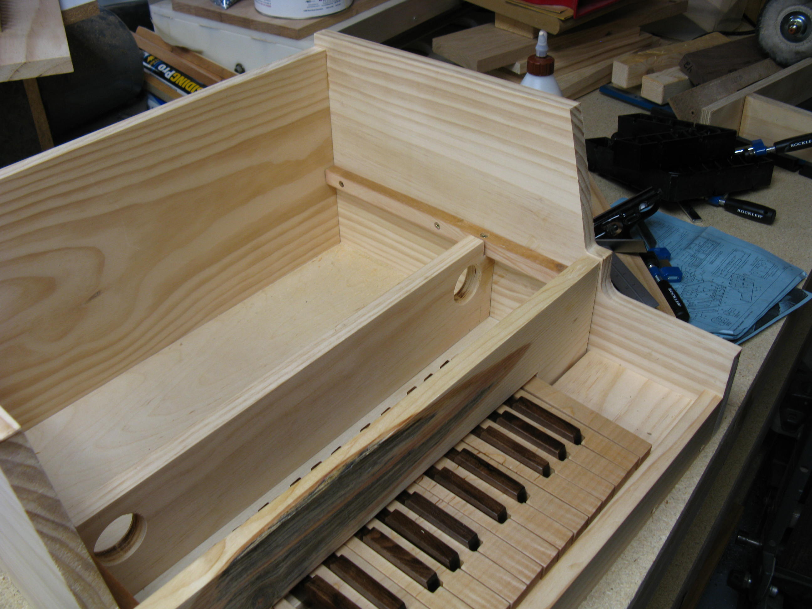 Picture of Building the Chest