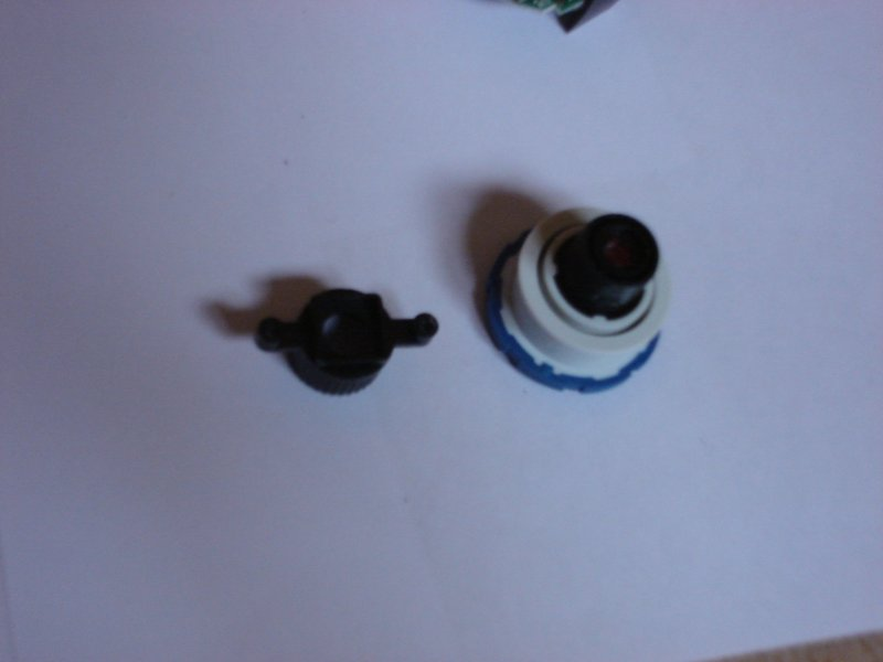 Picture of Disassemble the Lens Enclosure